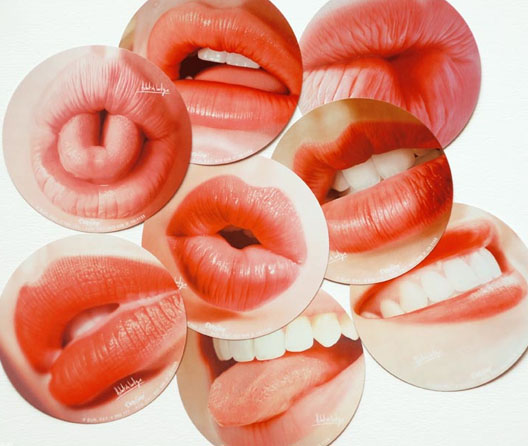 Hubert de Lartigue   Lips @ ShockBlast
